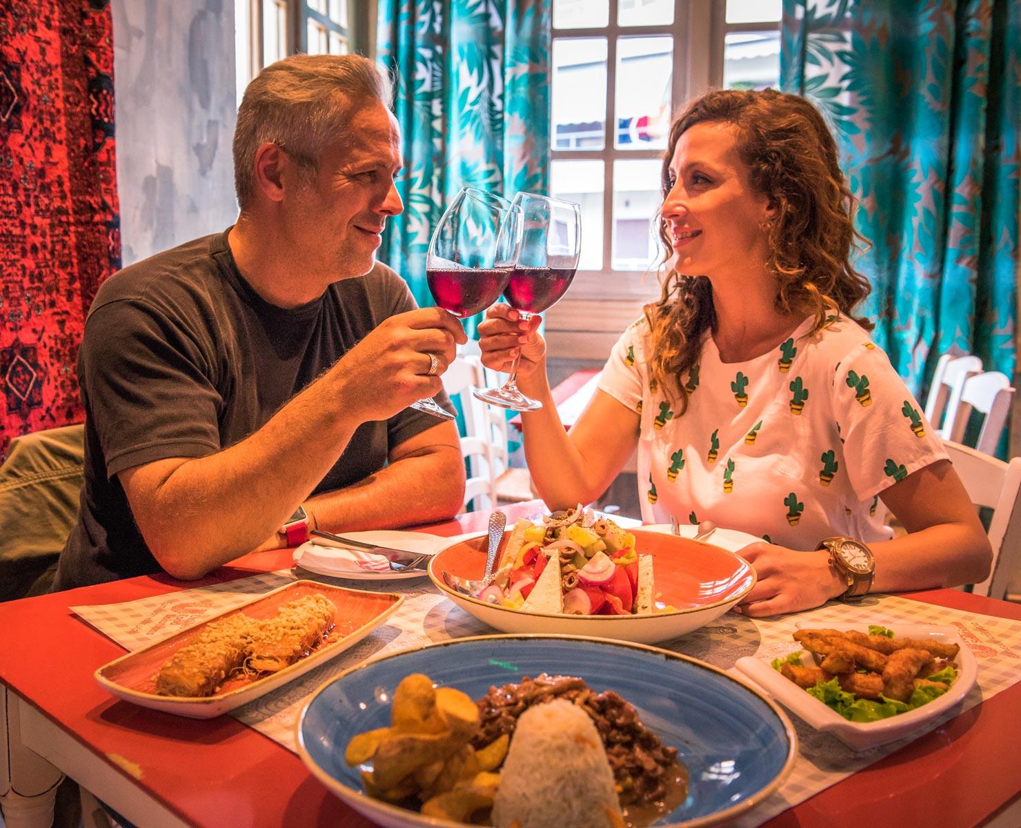 Φαγητό και Ποτό στα Γιάννενα
