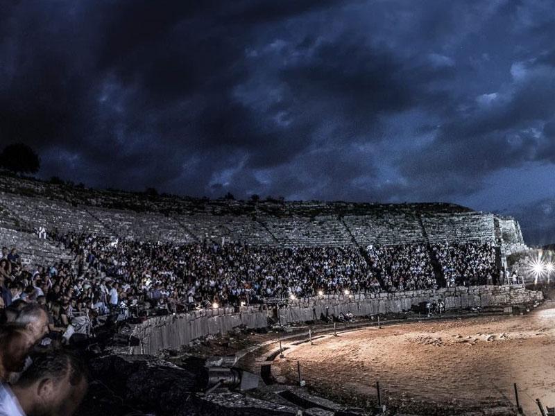 Πολιτιστικοί Χώροι Θέατρο Δωδώνης