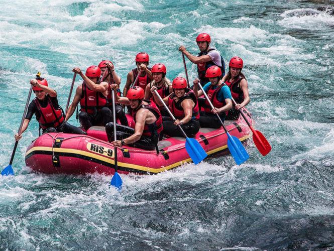 Rafting Water Sports Ήπειρος Ιωάννινα