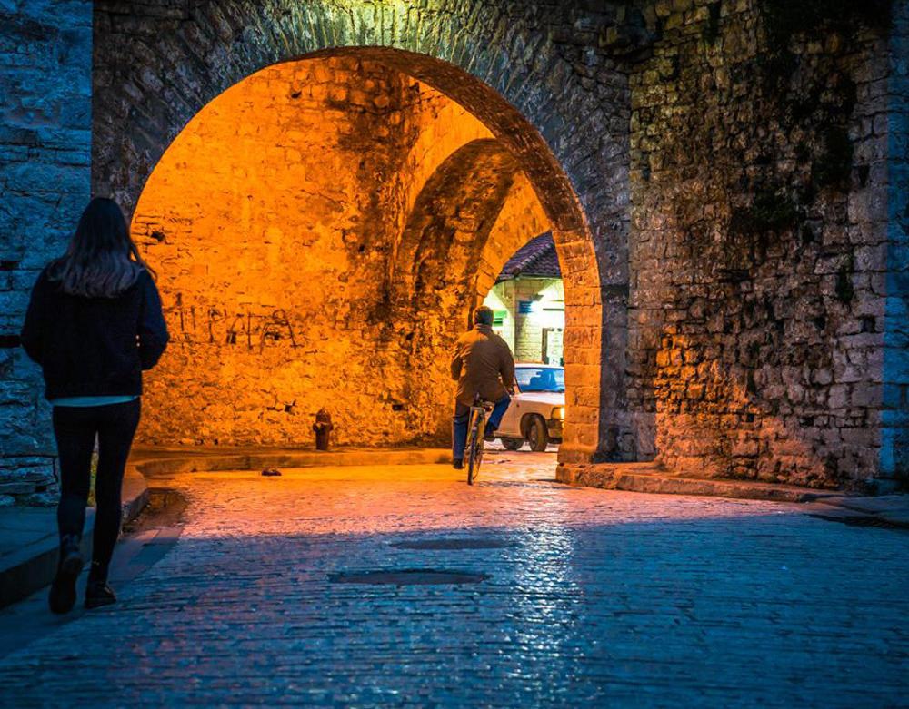 Η είσοδος του Κάστρου Γιάννενα
