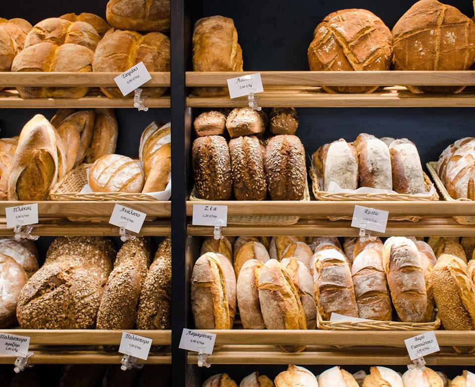 Leonidas Tzimogiannis Bakery