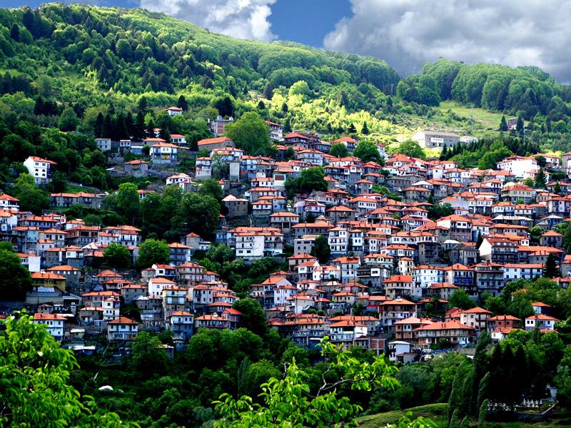 Μέτσοβο Παραδοσιακά Χωριά Ηπείρου