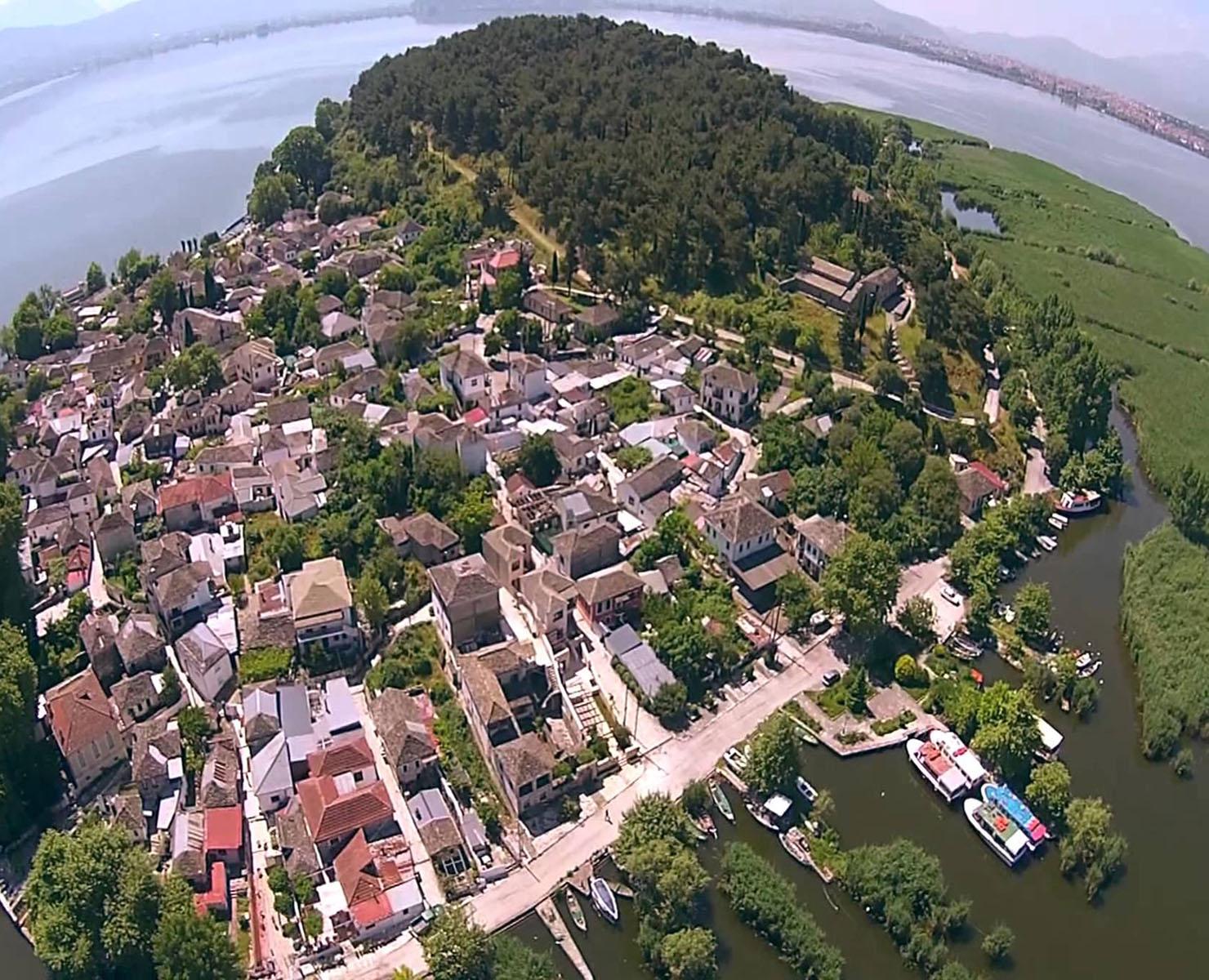 Το νησάκι των Ιωαννίνων
