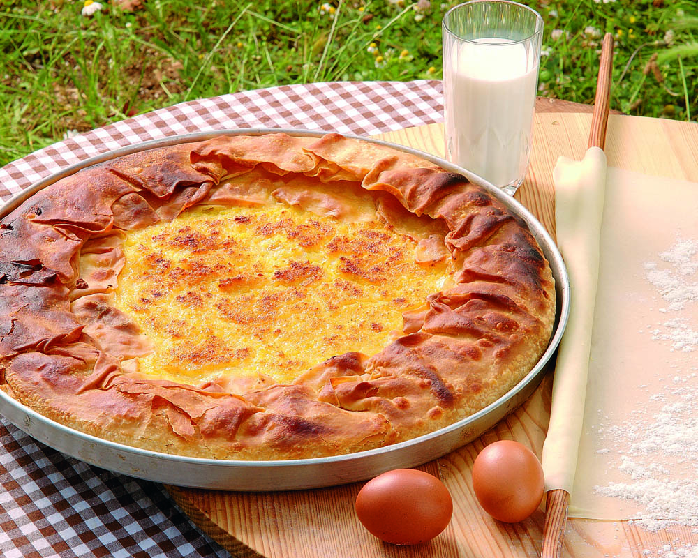 Παραδοσιακή Πίτα Ήπείρου