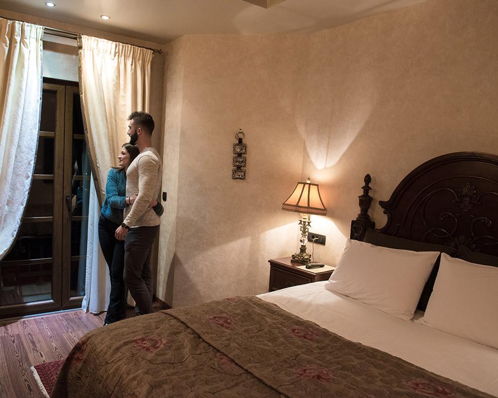 Μέτσοβο ξενοδοχεία Διαμονή