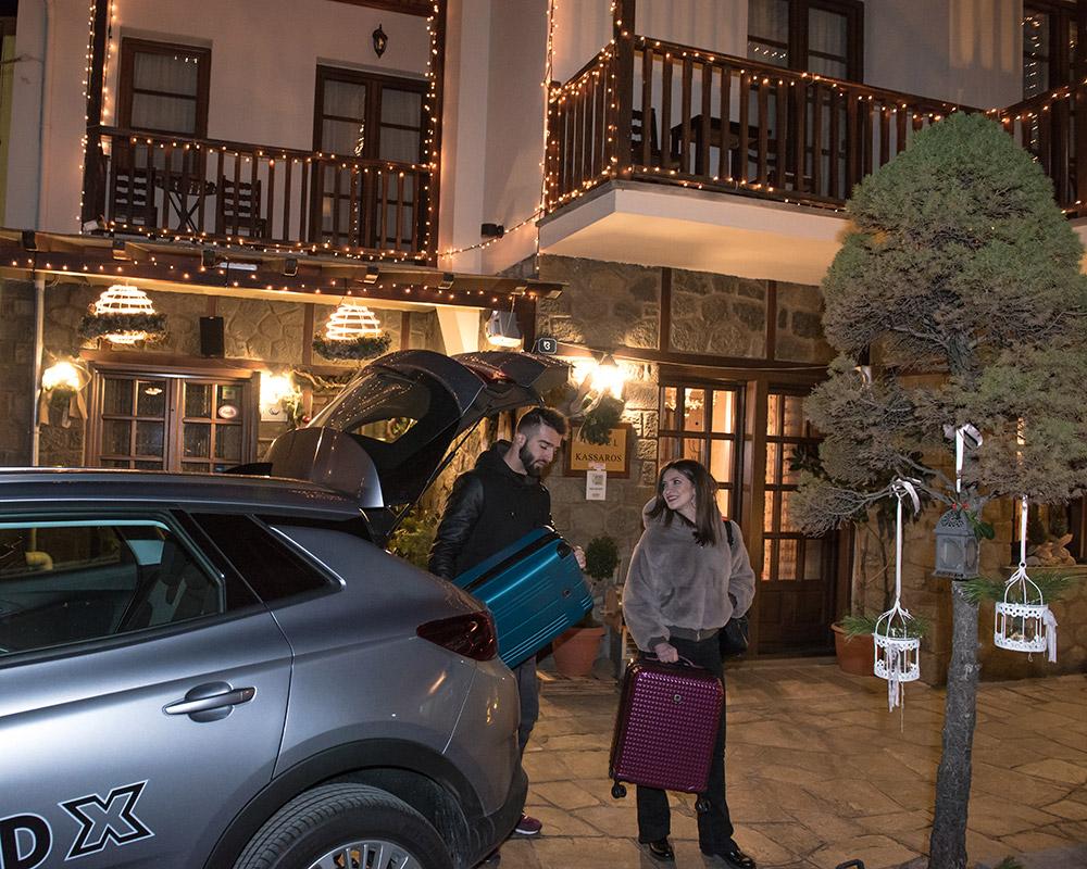 Μέτσοβο ξενοδοχεία