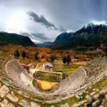 Πολιτιστικές Διαδρομές Ηπειρος Αρχαία Θέατρα