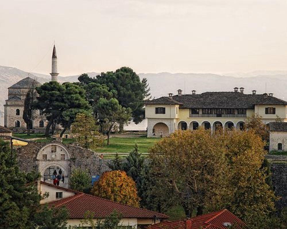 Κάστρο Ιωάννινα Ιτς Καλέ