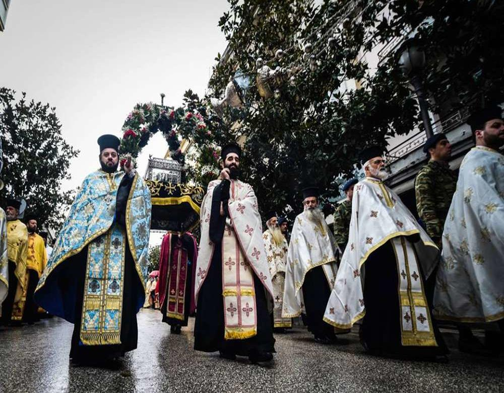 Αγιος Γεώργιος εξ Ιωαννίνων Πολιούχος