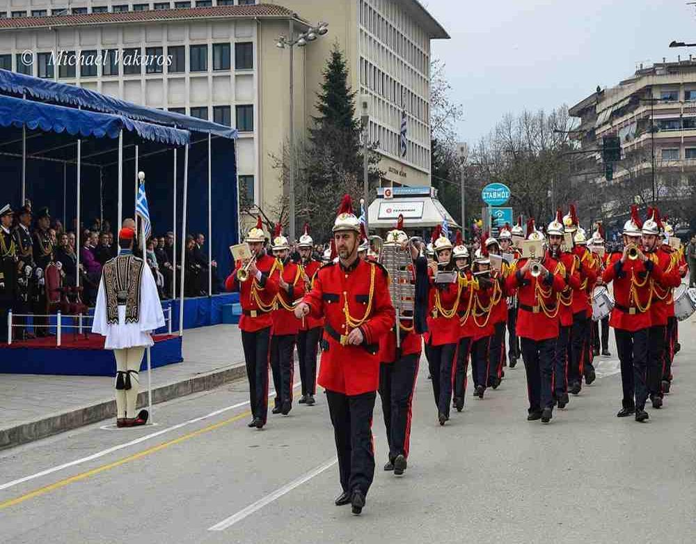 Παρέλαση Ιωάννινα