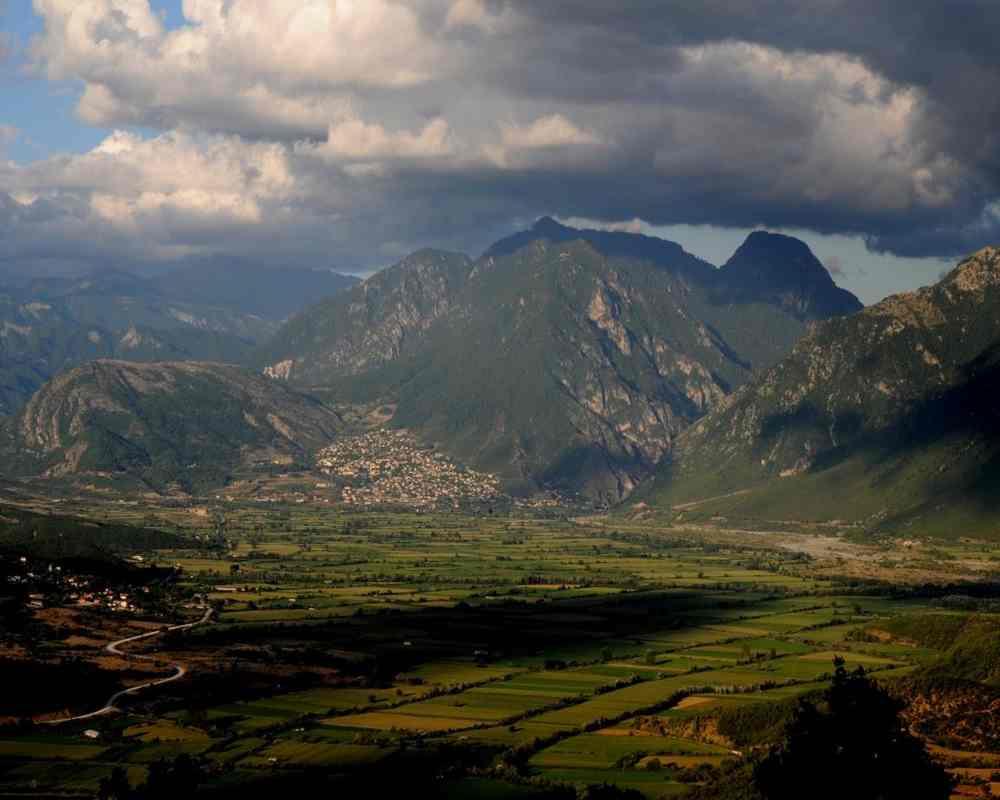 Κόνιτσα χωριό Ήπειρος Ιωάννινα
