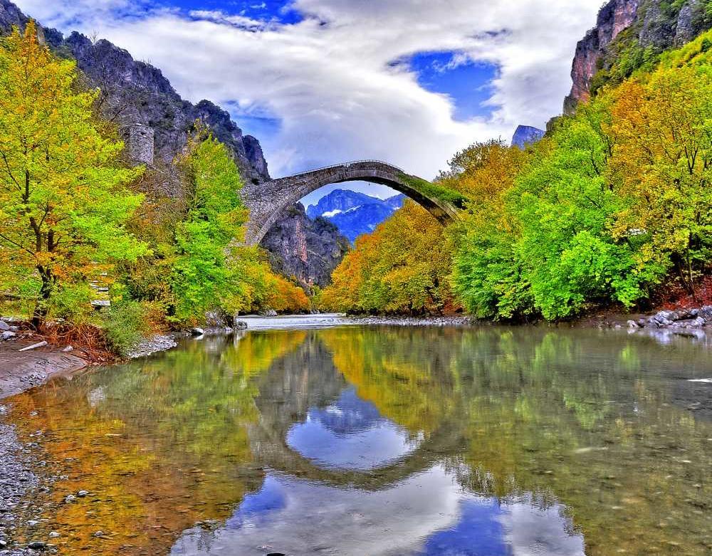Κόνιτσα_πέτριονο_γεφύρι