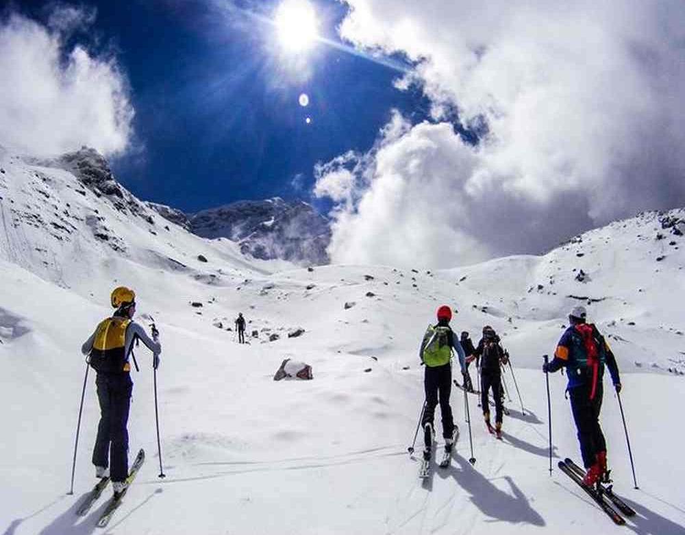 Τζουμέρκα σκι φεστιβάλ 2018