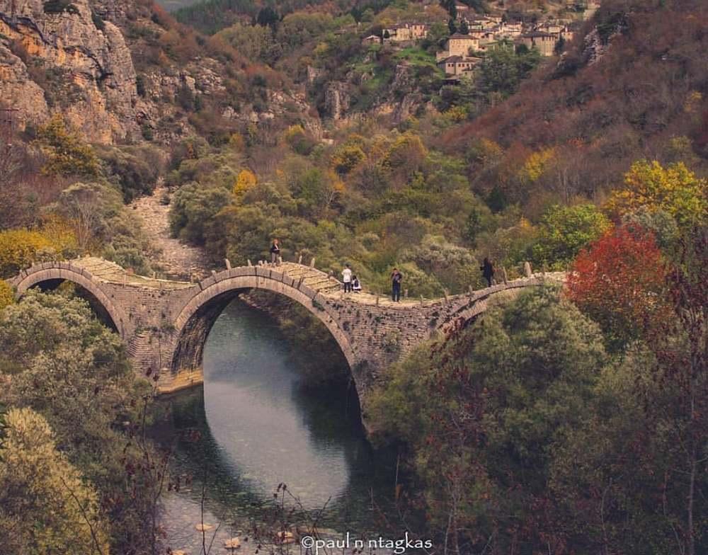 Τρίτοξο_γεφύρι_πλακιδά_καλογερικό_ήπειρος