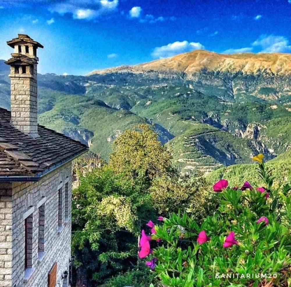 Αρίστη Ιωάννινα Ζαγόρι Παραδοσιακά χωριά
