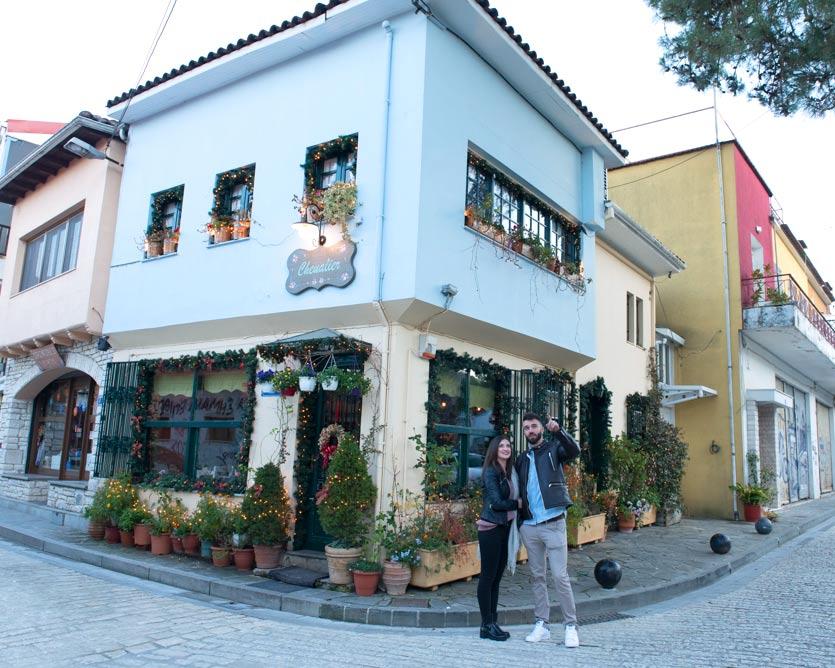 Ιωάννινα κάστρο ζευγάρι